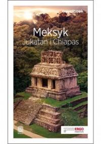 Meksyk Jukatan i Chiapas Travelbook - okładka książki