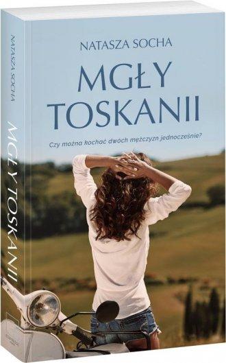 Mgły Toskanii - okładka książki