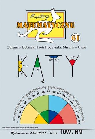 Miniatury matematyczne 61 - okładka książki
