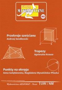 Miniatury matematyczne 62 - okładka książki
