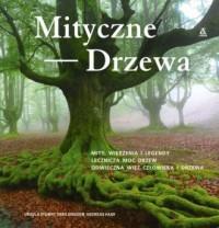 Mityczne drzewa - okładka książki