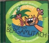 Na Wyspach Bergamutach i inne wiersze - pudełko audiobooku