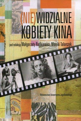 (Nie)widzialne kobiety kina - okładka książki