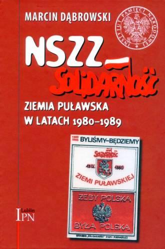 NSZZ Solidarność Ziemia Puławska - okładka książki