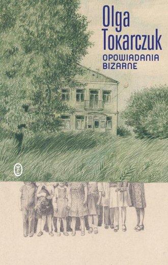 Opowiadania bizarne - okładka książki