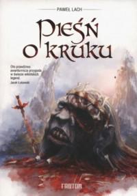 Pieśń o Kruku - okładka książki