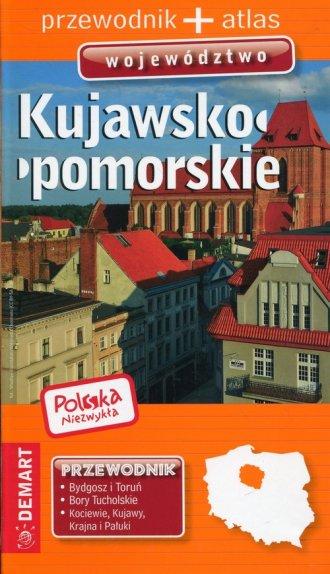 Polska niezwykła. Kujawsko-pomorskie - okładka książki