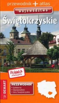 Polska niezwykła. Województwo świętokrzyskie - okładka książki