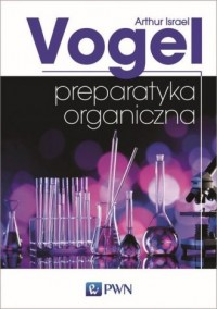 Preparatyka organiczna - okładka książki