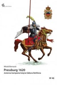 Pressburg 1620. Jesienna kampania księcia Gábora Bethlena - okładka książki
