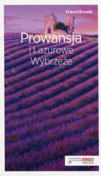 Prowansja i Lazurowe Wybrzeże. - okładka książki