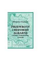 Przewroty i reformy agrarne Europy - okładka książki