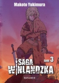 Saga Winlandzka 3 - okładka książki