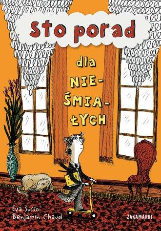 Sto porad dla nieśmiałych - okładka książki