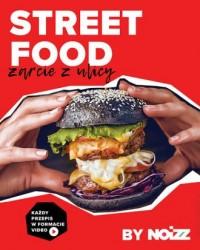 Street food. Żarcie z ulicy - okładka książki