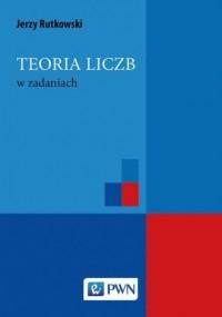 Teoria liczb w zadaniach - okładka książki