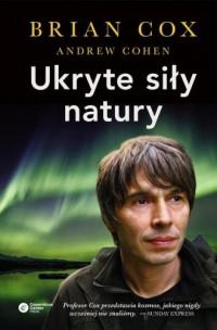Ukryte siły natury - okładka książki