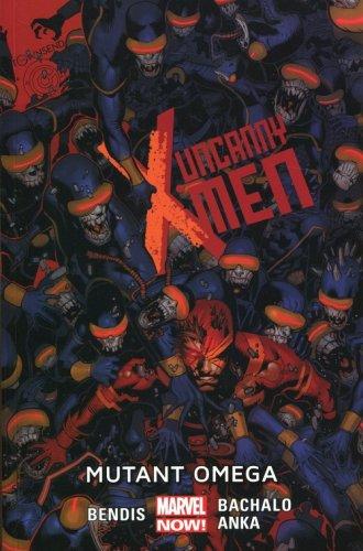 Uncanny X-Men. Tom 5. Mutant omega - okładka książki