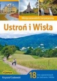 Ustroń i Wisła. Miniprzewodnik - okładka książki