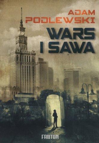 Wars i Sawa - okładka książki