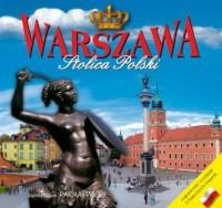 Warszawa stolica Polski - okładka książki