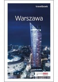 Warszawa Travelbook - okładka książki