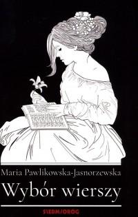 Wybór wierszy - okładka książki