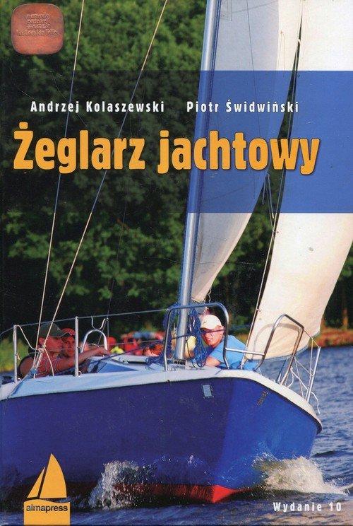 Żeglarz jachtowy - okładka książki