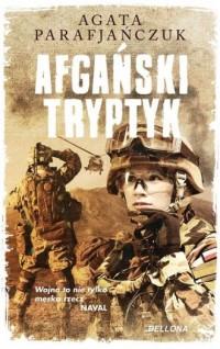 Afgański tryptyk - okładka książki
