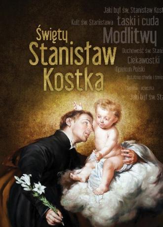 Album Św. Stanisław Kostka - okładka książki