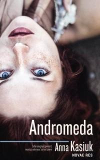 Andromeda - okładka książki