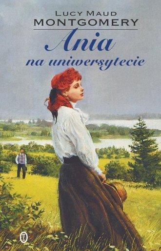 Ania na uniwersytecie - okładka książki