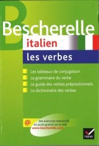 Bescherelle italien les verbes - okładka podręcznika