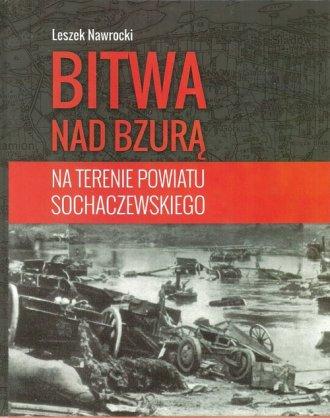 Bitwa nad Bzurą na terenie powiatu - okładka książki