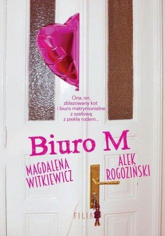 Biuro M - okładka książki