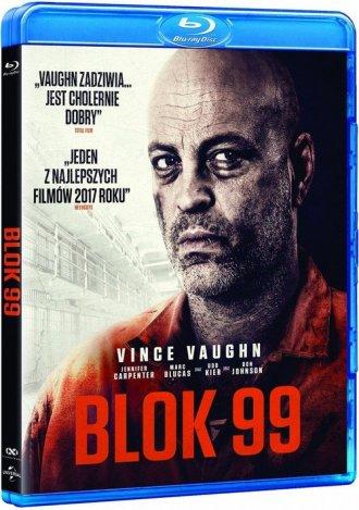 Blok 99 Blu Ray - okładka filmu