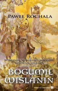 Bogumił Wiślanin - okładka książki