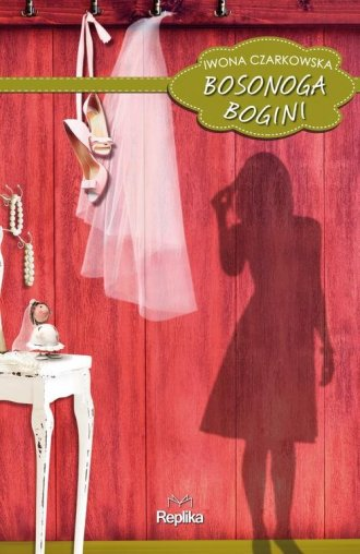 Bosonoga bogini - okładka książki