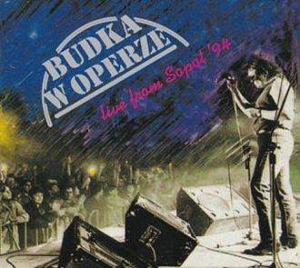 Budka w Operze: Live From Sopot - okładka płyty
