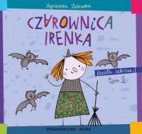 Czarownica Irenka - okładka książki