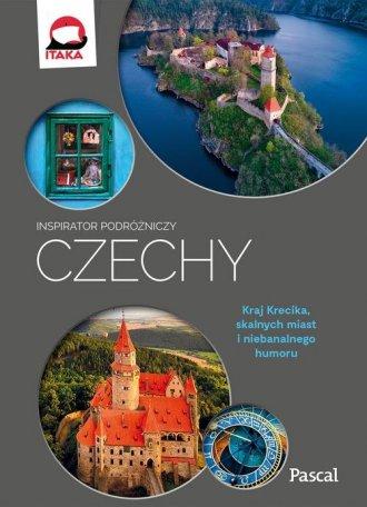 Czechy. Inspirator podróżniczy - okładka książki