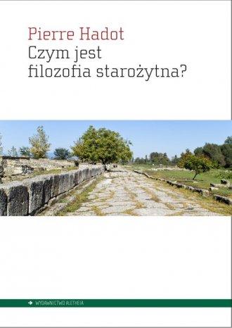 Czym jest filozofia starożytna? - okładka książki
