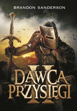 Dawca Przysięgi 2 Archiwum Burzowego - okładka książki
