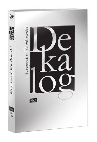 Dekalog DVD - okładka filmu