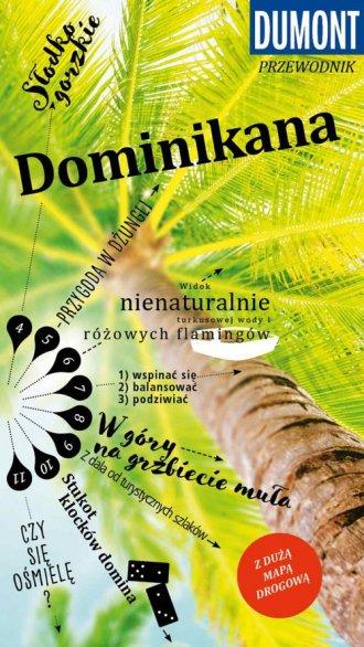 Dominikana przewodnik Dumont - okładka książki