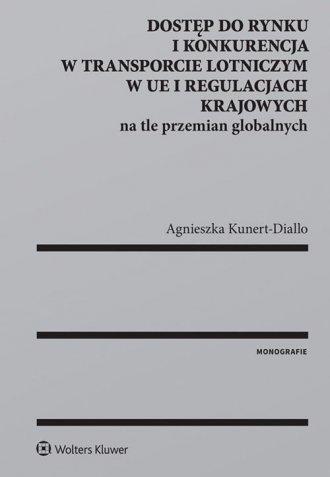 Dostęp do rynku i konkurencja w - okładka książki