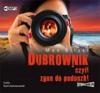 Dubrownik, czyli zgon do poduszki - pudełko audiobooku
