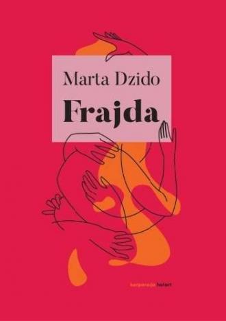 Frajda - okładka książki