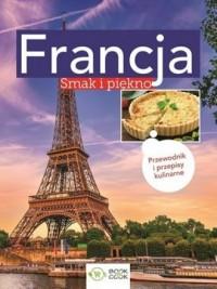 Francja. Smak i piekno - Wydawnictwo - okładka książki