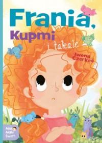 Frania, Kupmi i takale - okładka książki